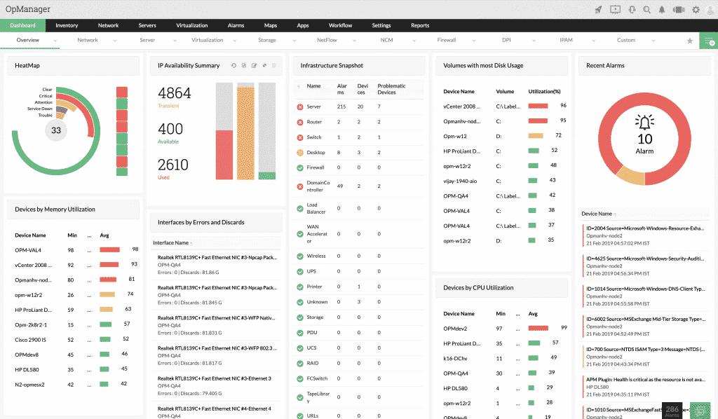 Linux-Monitoring-Dashboard